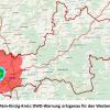 DWD erweitert Wetterwarnungen auf Gemeindeebene