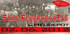 StadtFeuerwehrTag 2012 am 02.06.2012