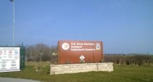 Ausflug zur Flughafenfeuerwehr am Flugplatz Ansbach-Katterbach