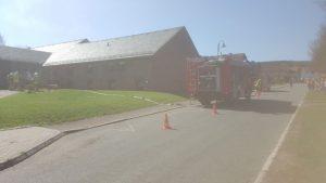 Evakuierung Grundschule