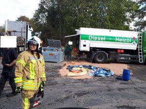 Dieselleck
